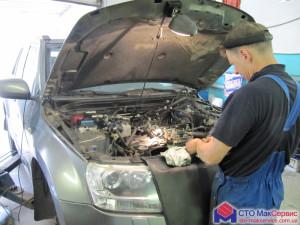 Плановое ТО (техническое обслуживание) автомобилей