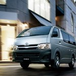 Ремонт микроавтобусов Toyota HiAce