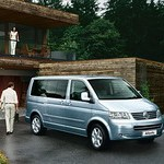 Ремонт микроавтобусов Volkswagen Multivan