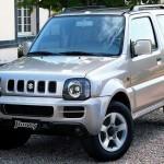 СТО Suzuki, Suzuki Jimny