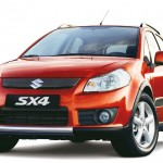 СТО Suzuki SX4