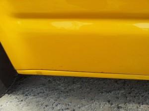 Локальная покраска авто
