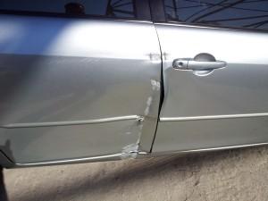 Ремонт авто после дтп: Mazda 6
