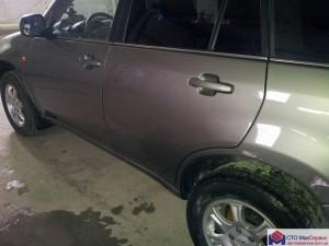 Ремонт авто после дтп: Chery